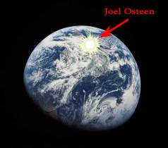 NASA confirms: Joel Osteen's smile visible from space