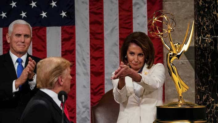 SOTU: Nancy Pelosi nominated for Emmy