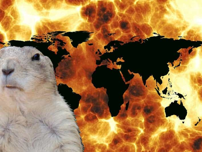 Groundhog to be employed by climate change scientists