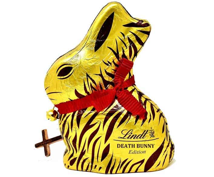 Death Bunny: Most effective Easter evangelistic tool revealed