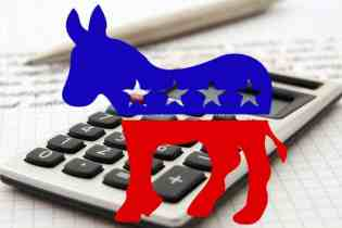 2020 democratic candidates tax return shock