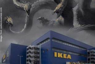 IKEA: Exorcists called after customer mispronounces furniture name