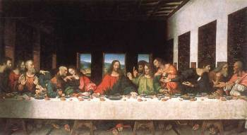 Revealed: the last supper was actually the first supper