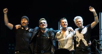 U2 Sues The Evangelical Church for 20 Years of Copyright Infringement