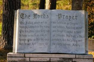 Lord's Prayer Gets a (Much Needed) Update