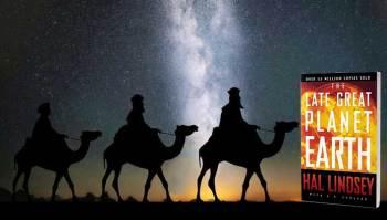 Wise men located Jesus using book by prophet Hal Lindsey