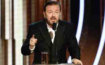 Real Ricky Gervais found! Doppelganger hosted Golden Globe Awards!