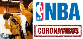 NBA plans on using athletic hazmat suits developed by CDC during games