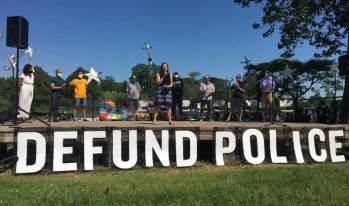 Minneapolis defund police: reported crime drops to zero!