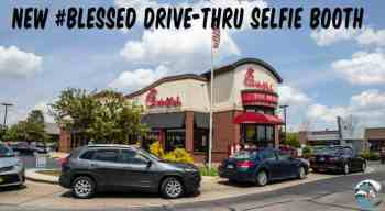 Chick-Fil-A to add new #blessed drive through selfie booth
