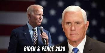 Joe Biden chooses Mike Pence for VP in unprecedented move