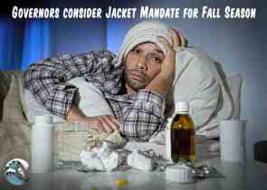Governors Consider Jacket Mandate for Fall Season