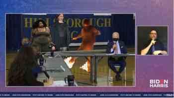 Democrats Add Interpretive Dancers to Joe Biden Campaign