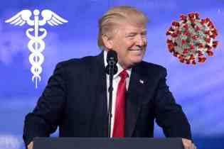Trump's blood key to new Coronavirus cure!