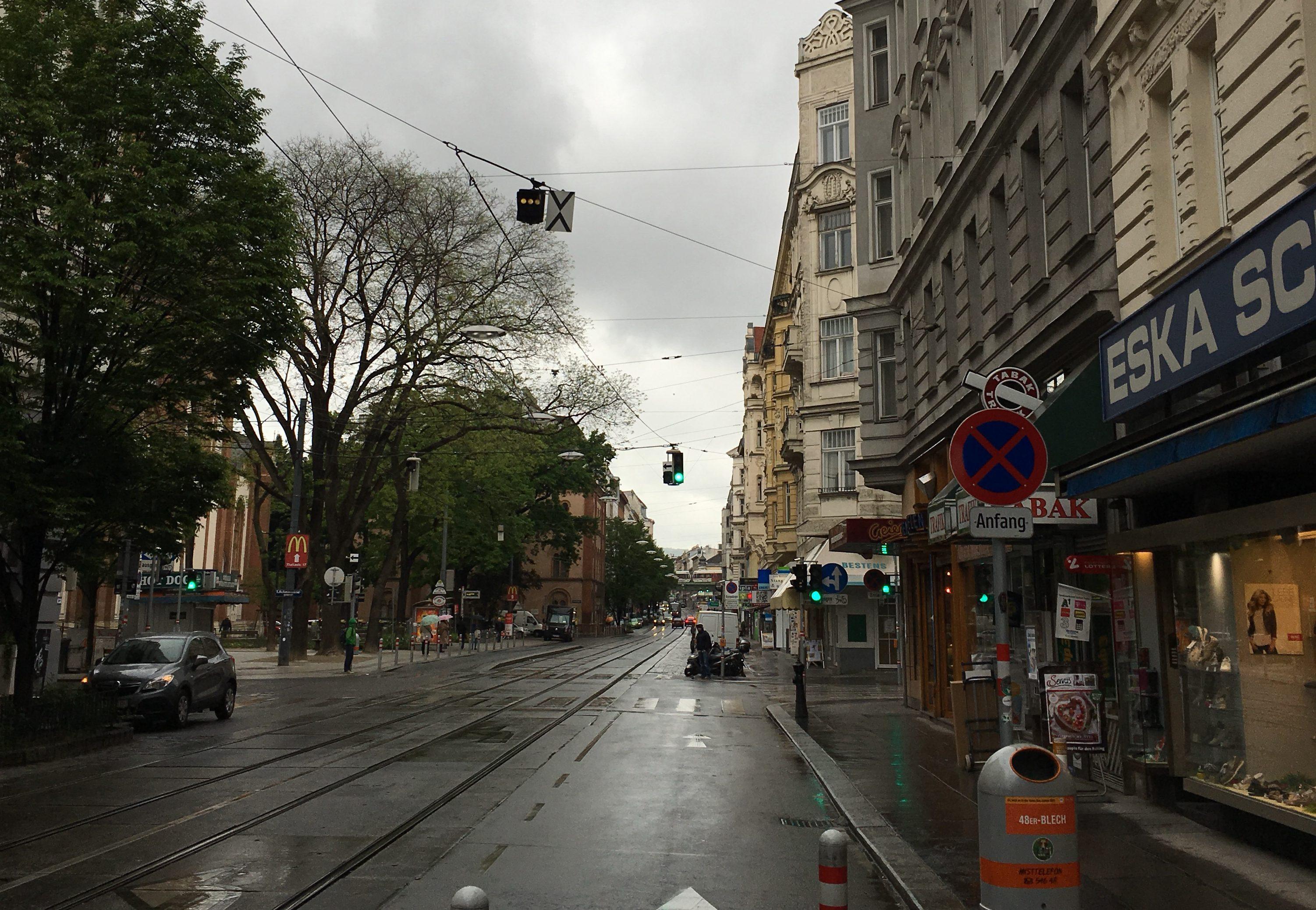 Viennese Wandering