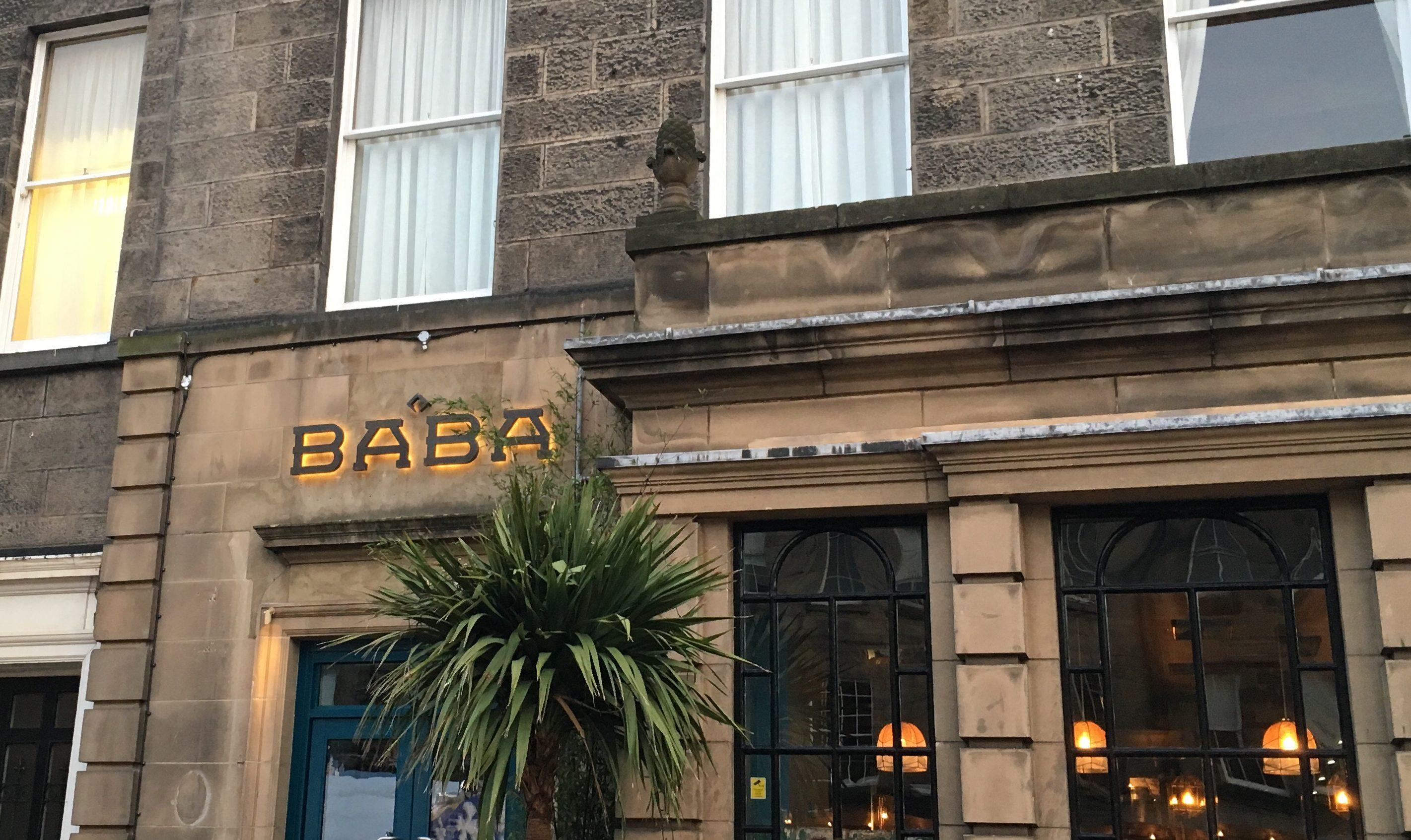 BABA Edinburgh
