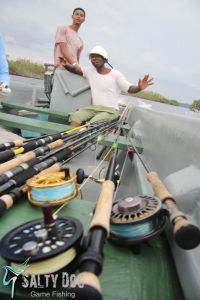 Gabon fishing