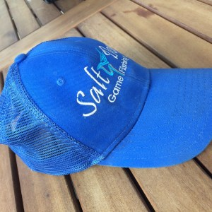 blue salty dog cap