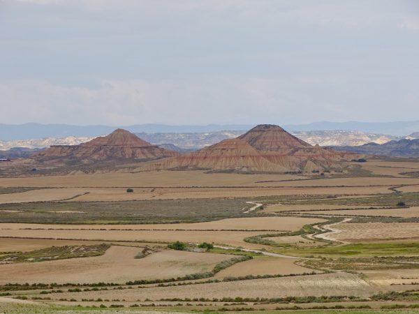 Tag 9 & 10: Wüste Bardena Reales, Camping Bolaso, km 2.200
