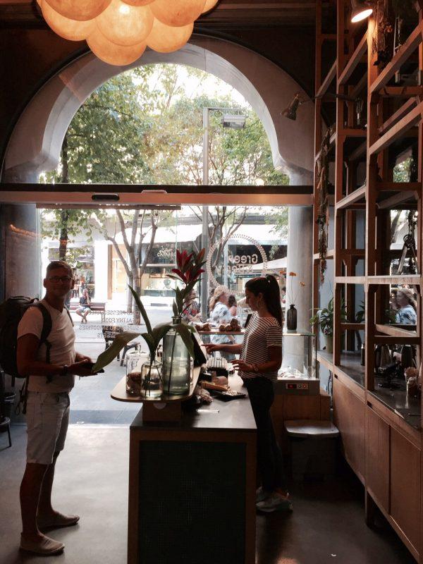 """Barcelona - eine """"Stadt -Rundfahrt"""""""