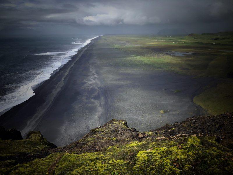 Salty Love | Black Beach Südisland