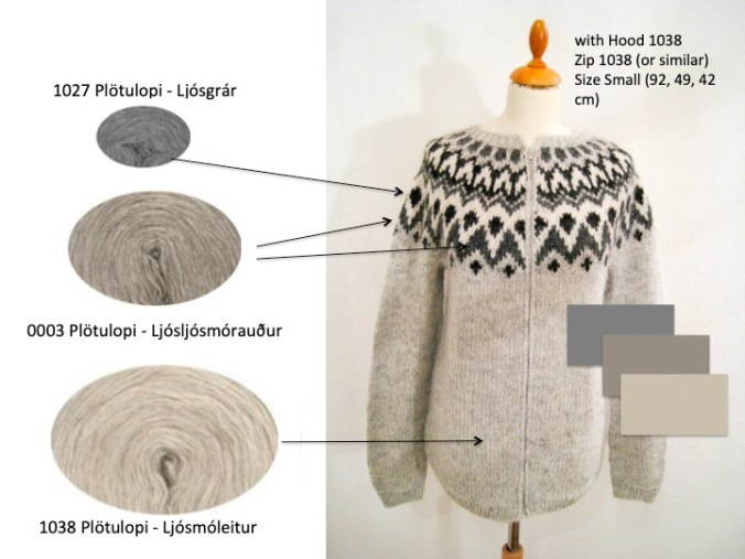 Salty Love | Islandpulli Knitting Didi