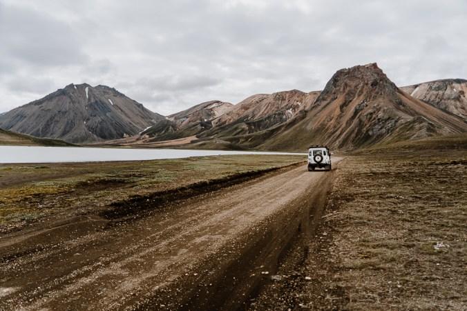 Islandreisen Hochland