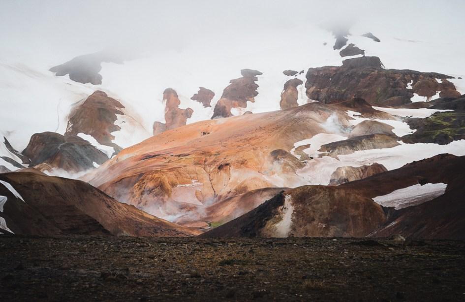 Island Reisen Hochland