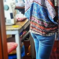 DIY : Sew a Poncho