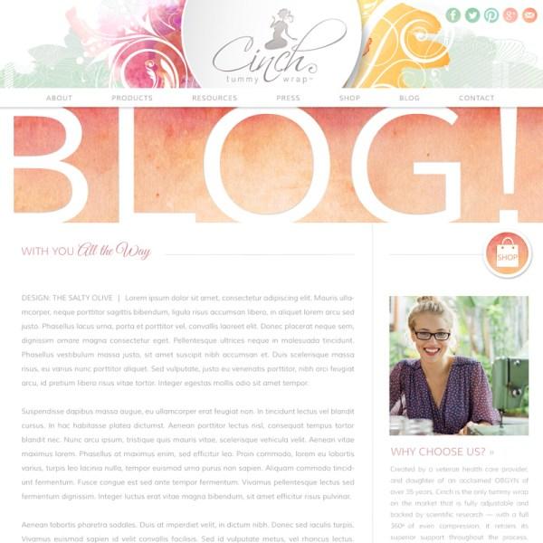 cinch-blog