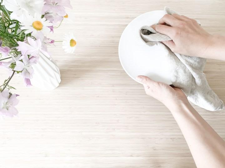 Putzroutine – minimalistisch und nachhaltig putzen