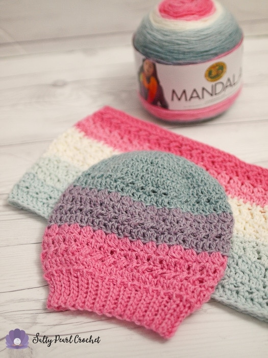 Free Easy Infinity Scarf Crochet Pattern The Xo Textured Cowl
