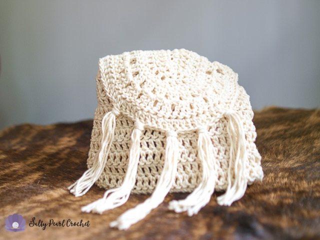 Bonnaroo Boho Bag Part 2 Salty Pearl Crochet