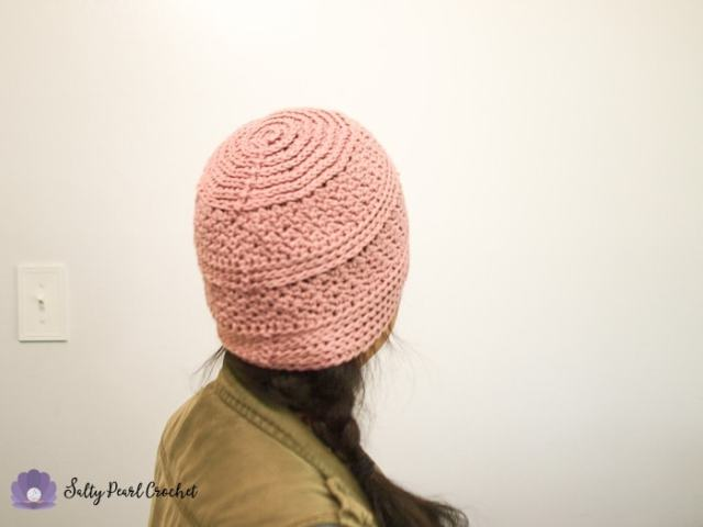 Easy Crochet Chemo Cap Pattern Salty Pearl Crochet