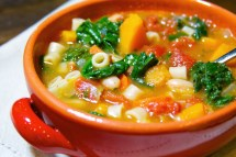 Ina Garten Winter Minestrone Soup