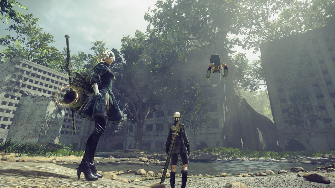NieR: Automata PC Game Free Download Torrent