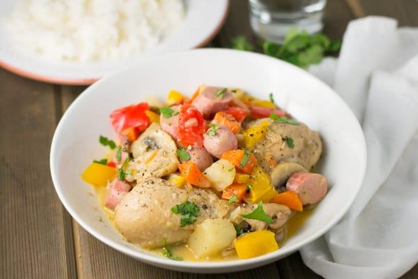 Chicken pastel salu salo recipes chicken pastel forumfinder Gallery