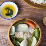 Pork Sinigang (Filipino Pork in Tamarind Soup)