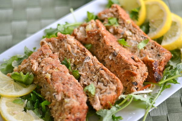 Can salmon loaf recipes