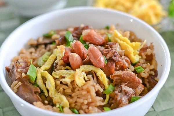 Kiam Pung (Chinese Flavored Rice)