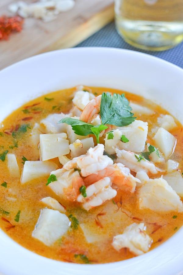 Catalan Fish Soup