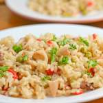 Arroz con Calamares (Rice with Squid)