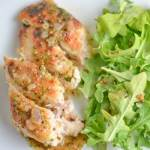 Sauteed Chicken Breast with Mustard Dill Sauce