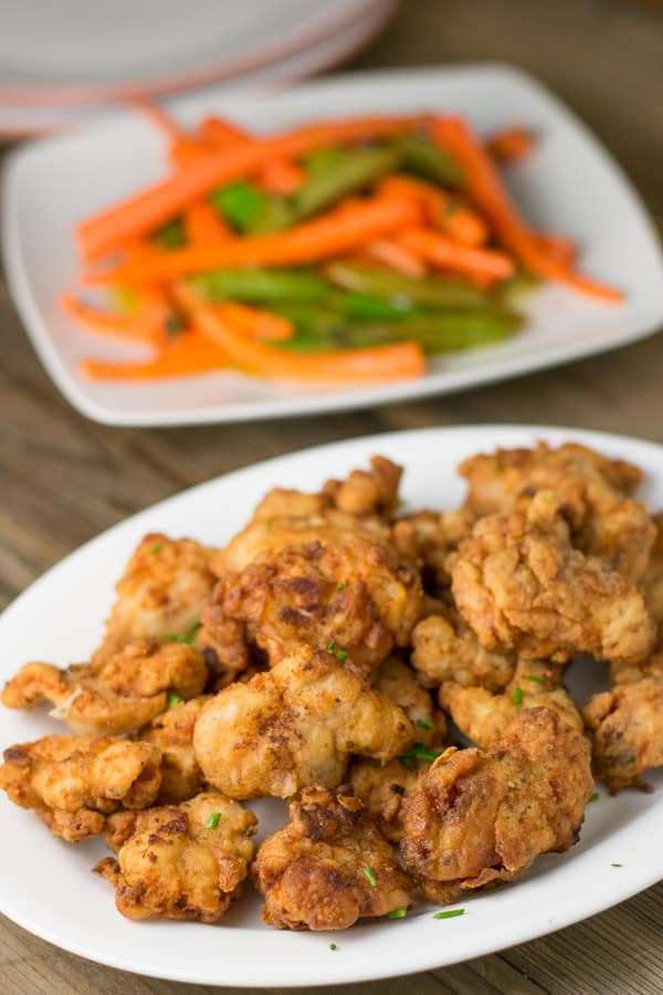 Chicken Chicharrones