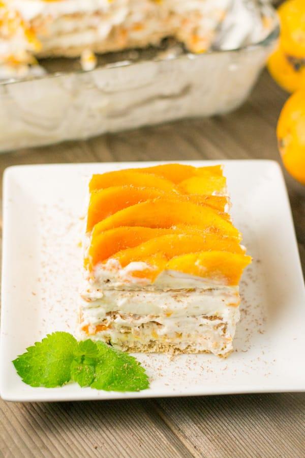 Image result for mango graham float