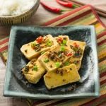Spicy Fried Tofu