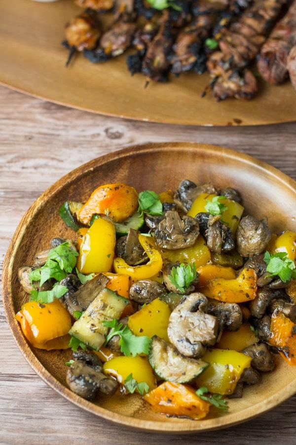 Easy Grilled Vegetables