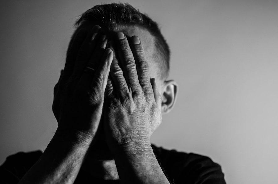 hombre depresion mayor