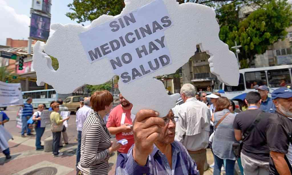 'Like doctors in a war': inside Venezuela's healthcare crisis