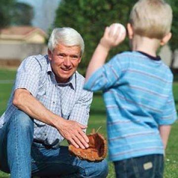 Años de Platino, Saludables y activos, los nuevos abuelos